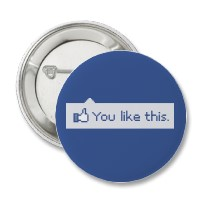 facebook like button Add Facebook Like Button To Your Blog