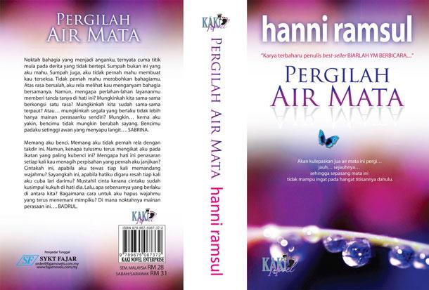 Novel Online : Pergilah Air Mata Bab 1 - Bab 49 - Karya Hanni Ramsul