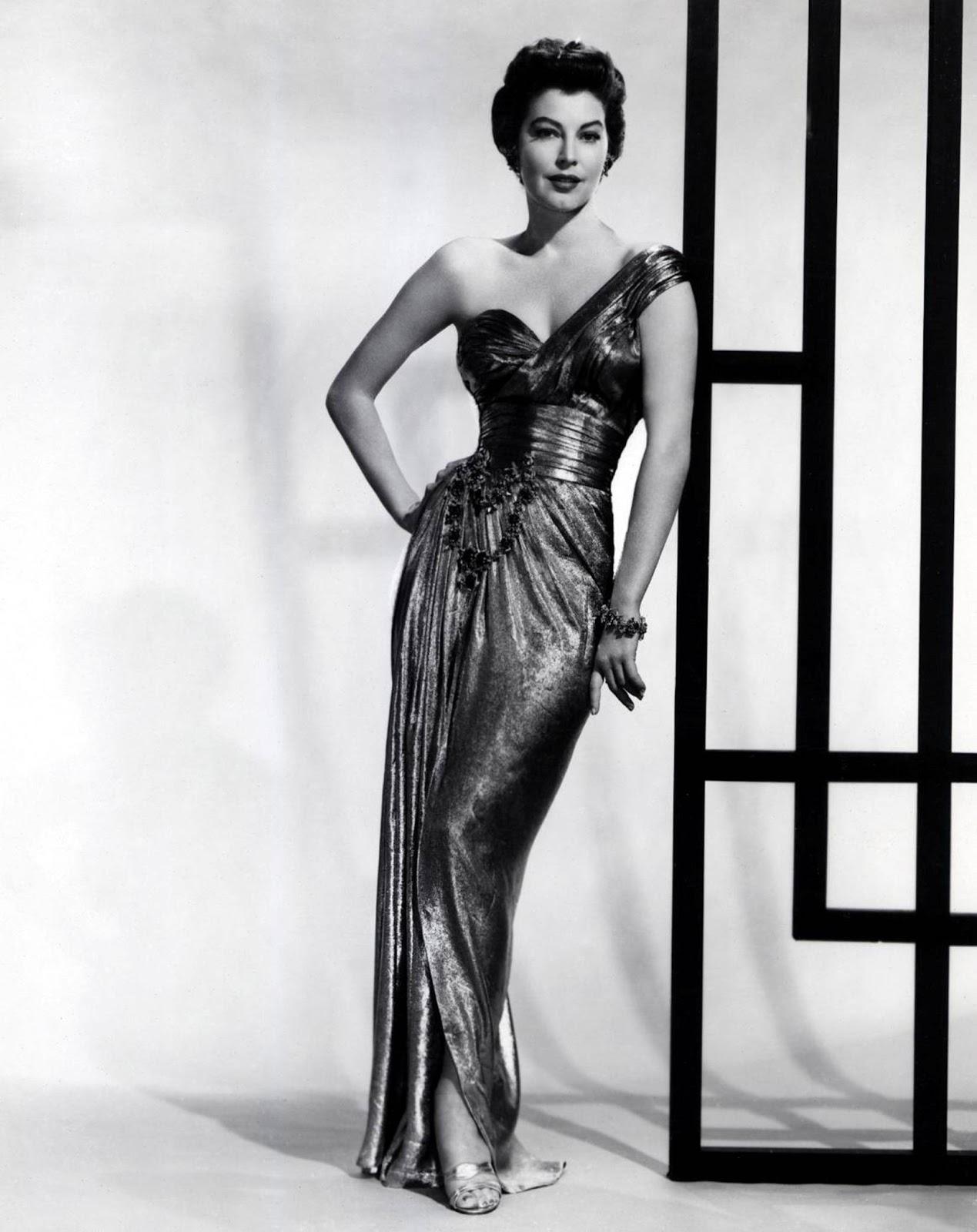 Dazzling Divas Ava Gardner