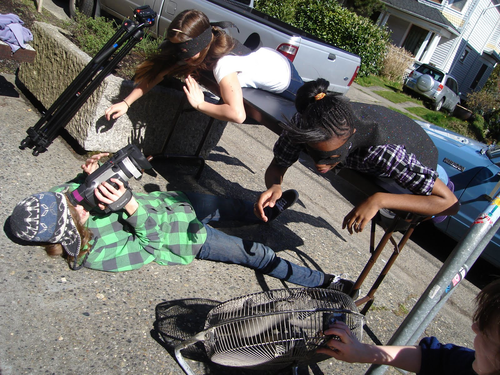 Last week marked Reel Grrls' first-ever Spring Break Music Video Camp: new ...