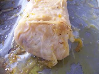 Kuchnia Alicji Gołąbki Z Kaszą Gryczaną Gotowane W