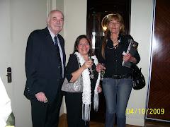 Invitada por nuestra asesora la Sra. Sofía Cruz