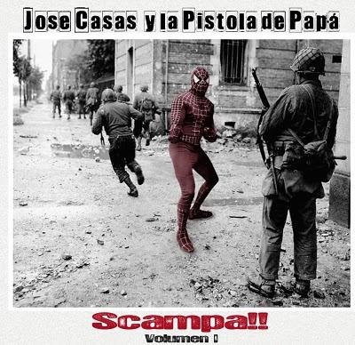 JOSE CASAS - Scampa!! Volumen 1