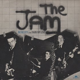 disco THE JAM - In the city