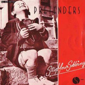 disco PRETENDERS - Stop your sobbing