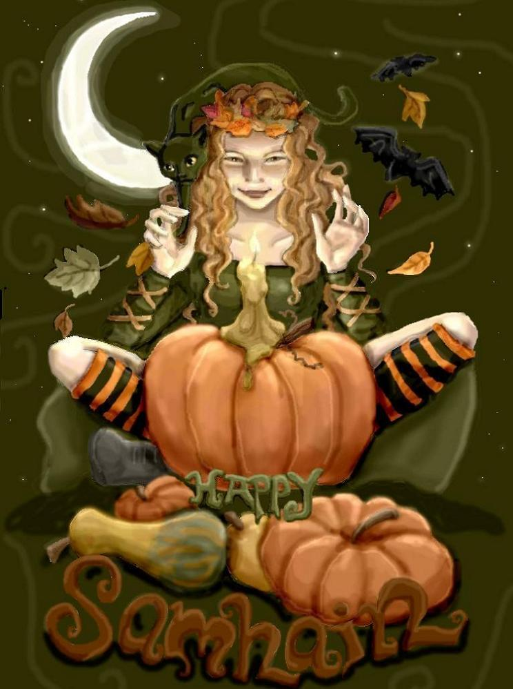 Cognitive Dissidence: Happy Samhain