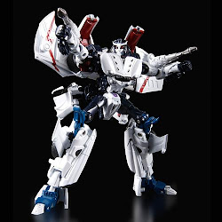 Transformers  Alternity Starscream (White)