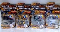 Transformers: Hunt For The Decepticon Deluxe (4/set)
