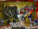Transformers Leader Twinpack Buster Optimus Prime vs Jetfire