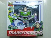 Transformers Disney Label TOY STORY 3 BUZZ LIGHTER