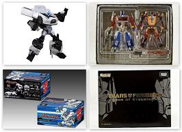 Transformers Son of Cybertron Optimus Prime & Rodimus & Alternity A-01 Ultra Magnus
