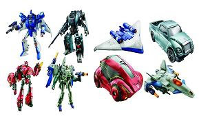 Transformers Generation Deluxe Wave 2