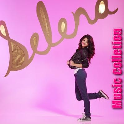 CD Selena Gomez - Music Colletion