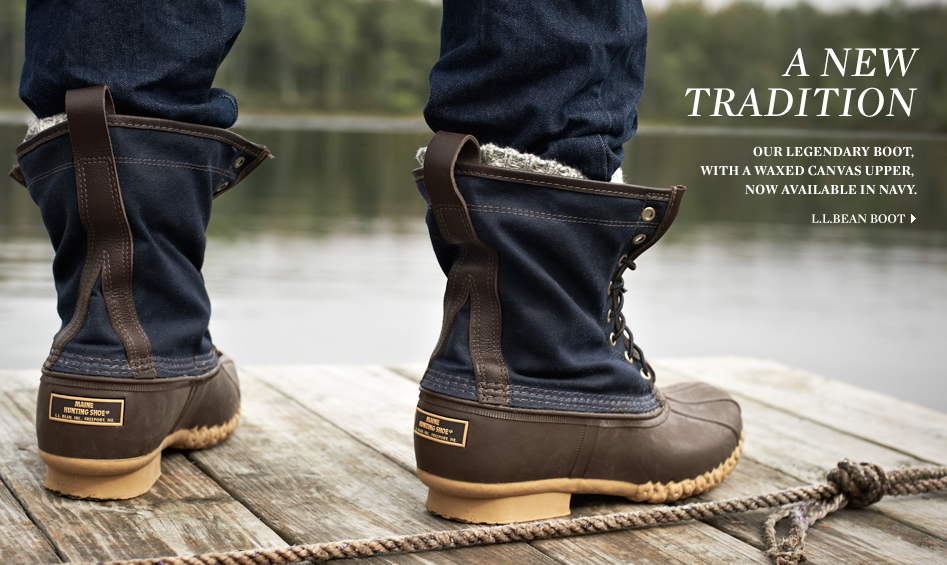 Ll bean duck boots frat - photo#17