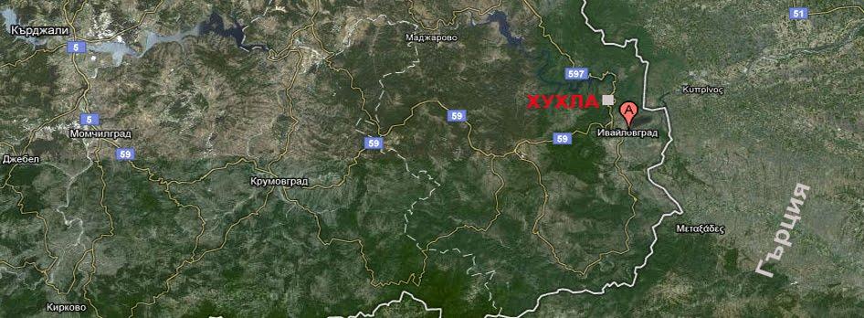 Секретные тоннели в Болгарии