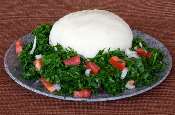 how to cook sukuma wiki and spinach
