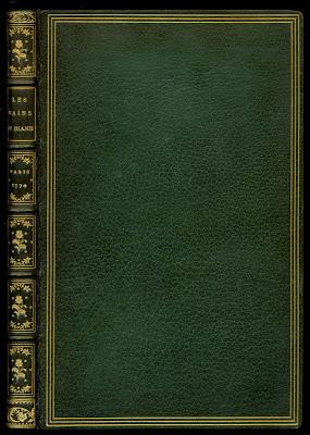 maroquin vert de Thivet