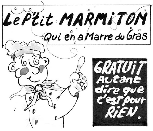 Le petit marmiton