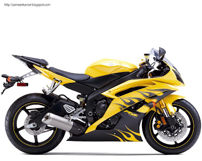 wallpaper yamaha r6. New Yamaha R6 Bikes With
