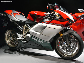 duc+1098 Ducati 1198 and 1198S 2009