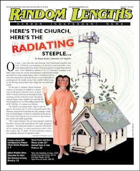 Here's The Church, Here's The Radiating Steeple ...