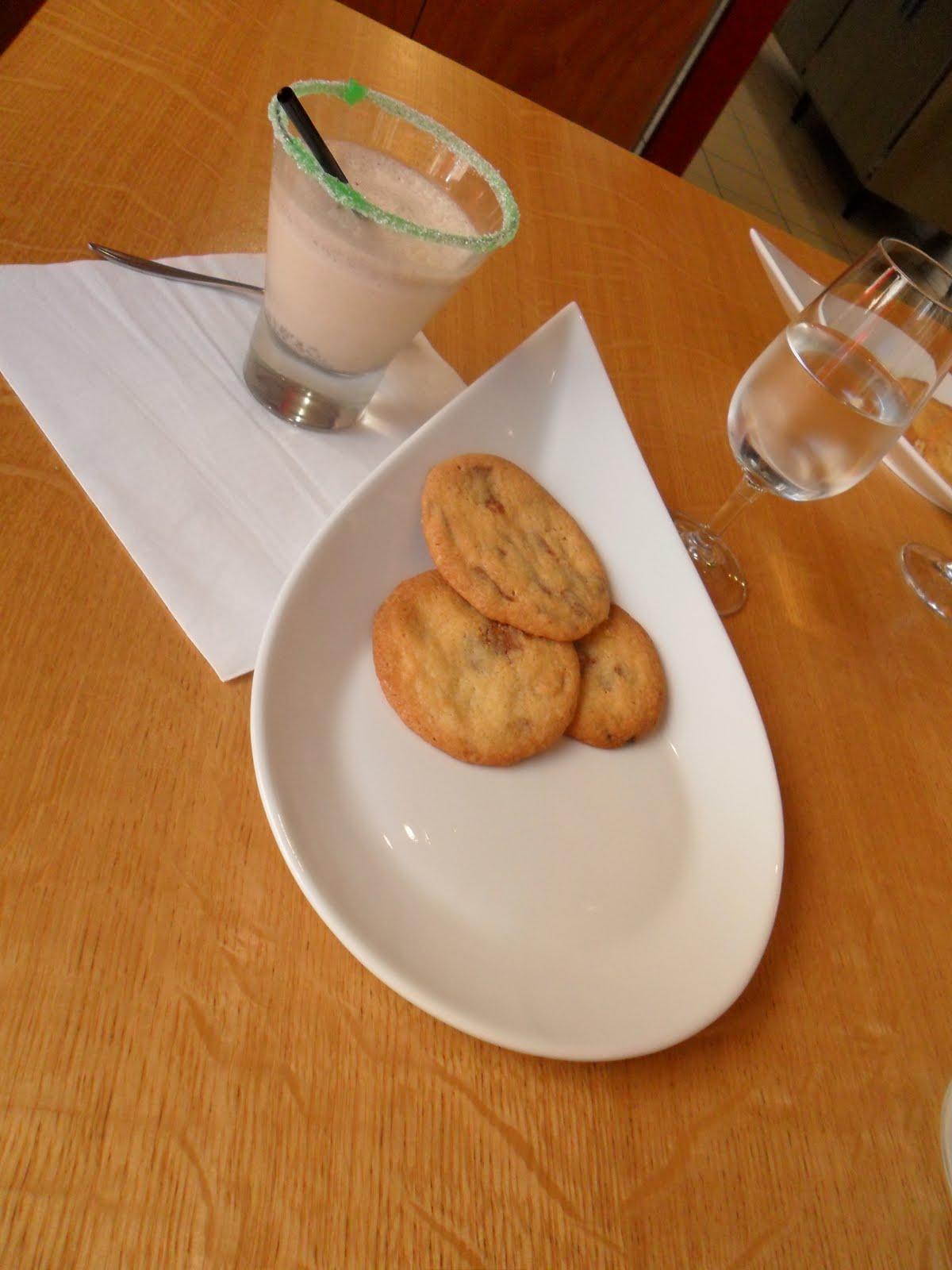 Cuisine rime avec delphine milk shake vanille m m 39 s - Cours de cuisine dijon atelier des chefs ...