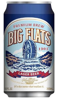 Big Flats 1901