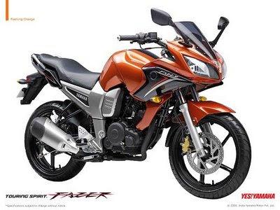 Info Zone: Yamaha Fazer 150CC FZ Series Bike Photos