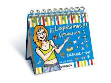 """¡Ya salió mi calendario 2009 """"Loquísimas""""!"""