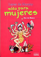 """""""Leyes de Murphy sólo para mujeres"""" de Ana von Rebeur"""