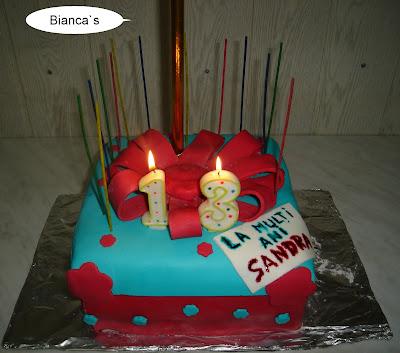 Articole culinare : Tort cadou-Sandra