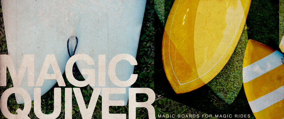 Magic Quiver - Magic boards for Magic Rides