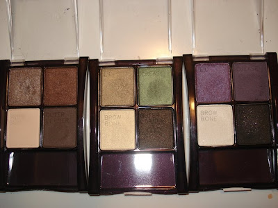 maybelline stylish smokes eyeshadows