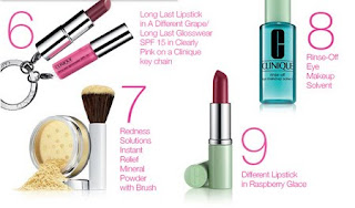 sears lancome gift with purchase