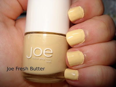 joe fresh butter