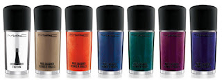 MAC Nail Trend Fall Winter 2010