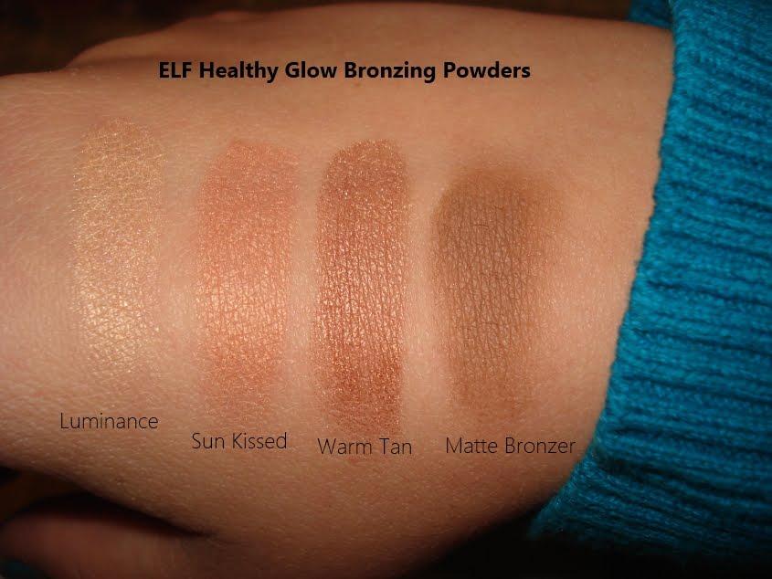 Review: E.L.F. Healthy Glow Bronzing Powder