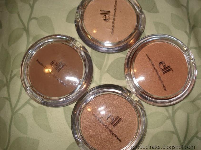 Review: ELF Healthy Glow Bronzing Powder - YouTube