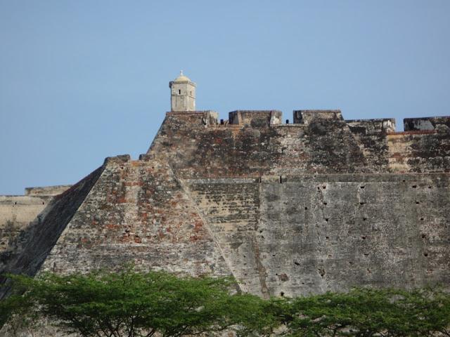 imagen del castillo de San Felipe
