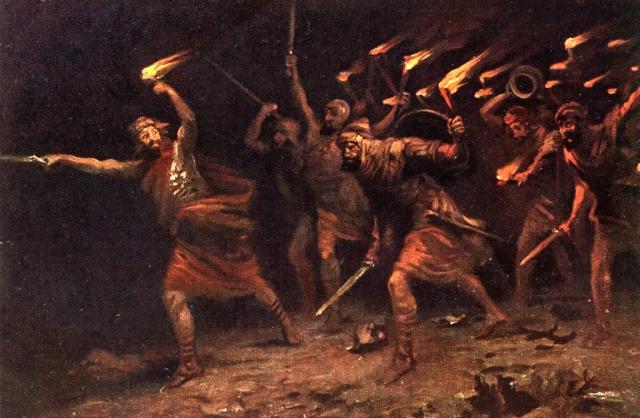 BevanResort: 19 Old Testament - Reign of the Judges