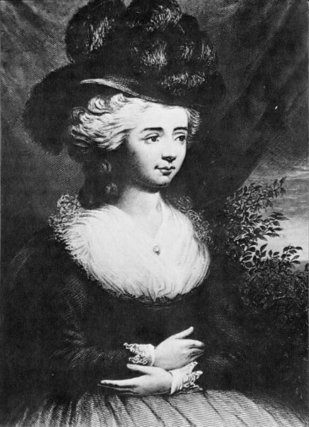 Breast Cancer Awareness Month seems a fine time to bring Fanny Burney to