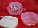 NEW HELLO KITTY LUNCH BOX