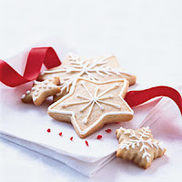 merry christmas cookies wallpaper for desktops