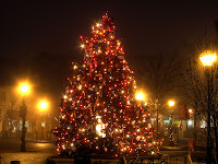 Real Christmas Tree Wallpapers