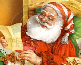 Santa Claus Wallpaper For Desktops