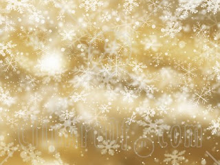 Golden Christmas Desktop Wallpapers