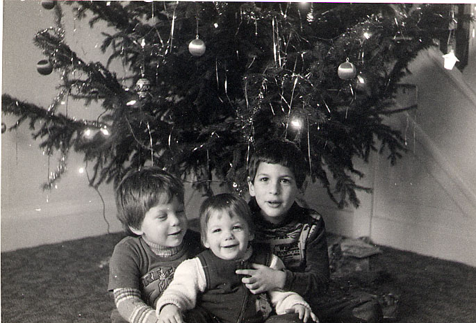 Christmas Pictures Black And White