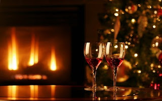 Romantic Christmas Eve Desktop Wallpapers