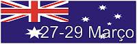 Ronda 1 - Austrália, Melbourne