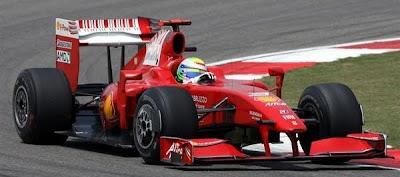 Felipe Massa não conseguiu levar o F60 para além da Q2